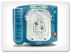 HeartStart Onsite Defibrillator