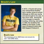 Project Brock - Brock's Law