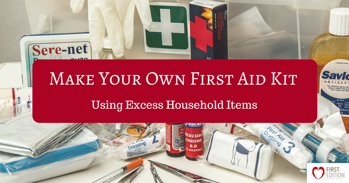 How to Create Your Own Fire Extinguisher With Household Items