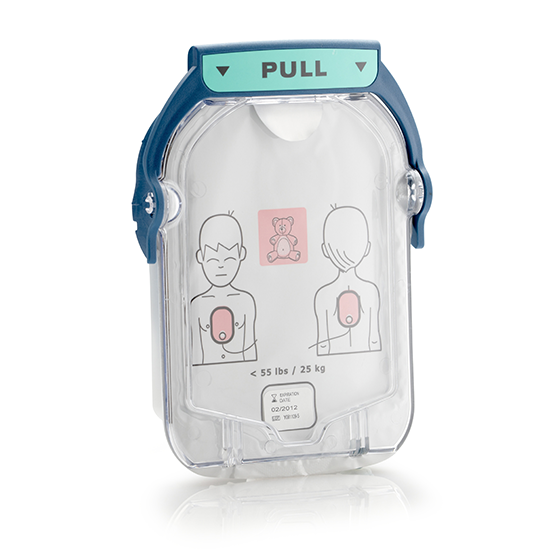AED0310-DL 091209 2722 Onsite Infant Child Smart Pads