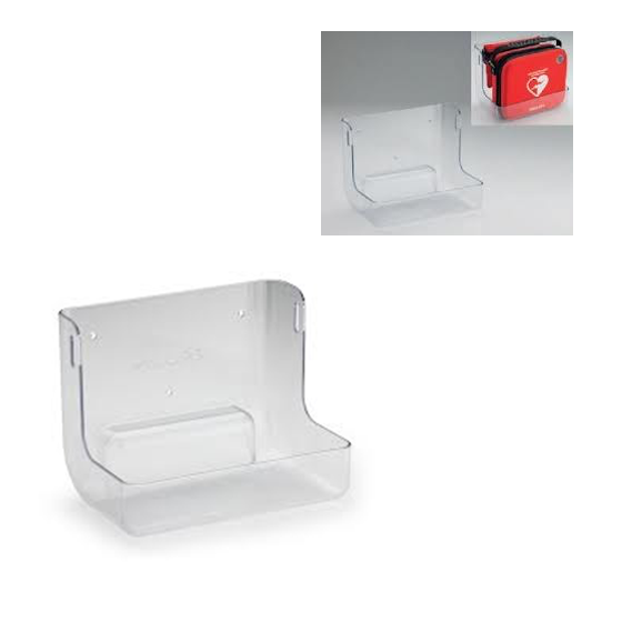 Acrylic Wallmount Bracket