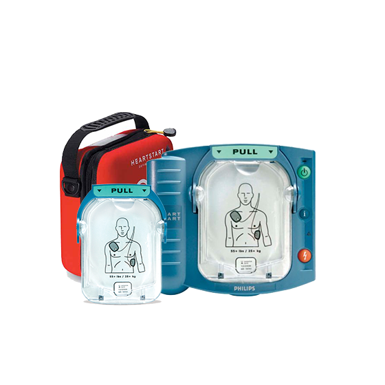 HEARTSTART ONSITE AED – READY PACK CONFIGURATION
