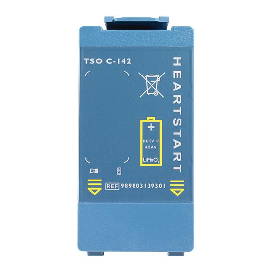HeartStart FRx Aviation Battery 989803139301