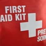 First Aid Kit 2 front