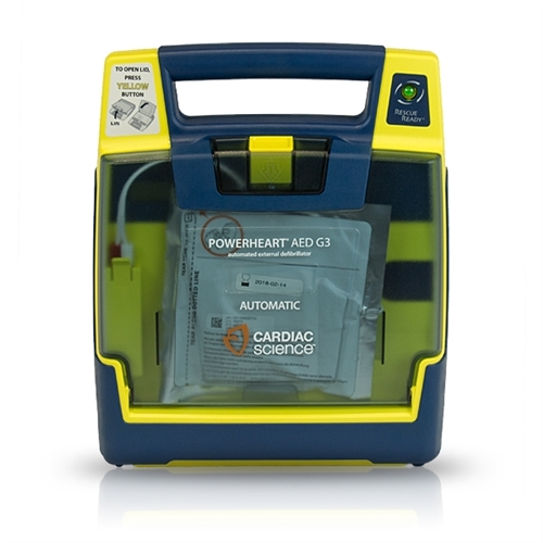 Cardiac Science - Easiest AED to Use
