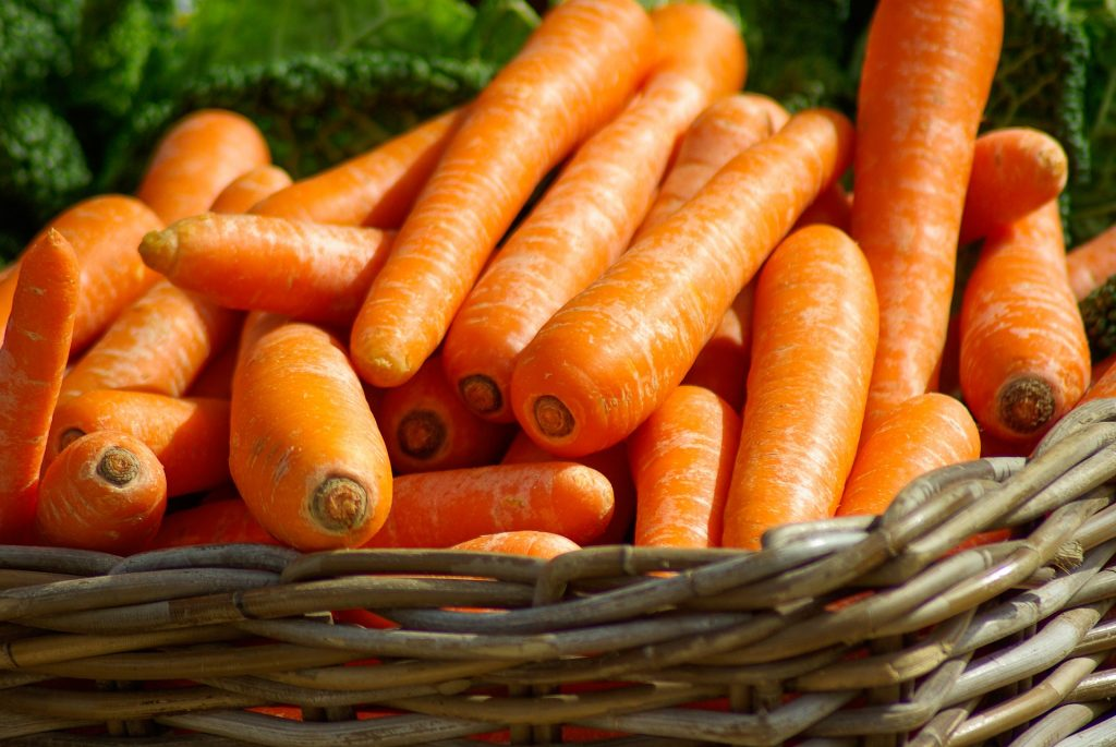 Carrots - Good For Your Heart