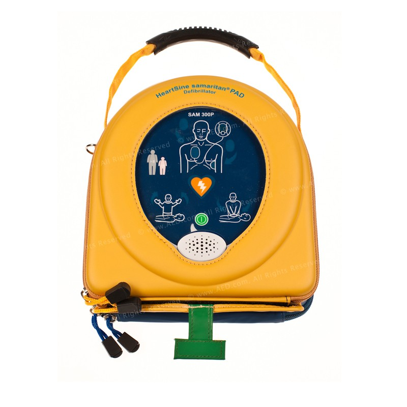 HeartSine - Easiest AED to Use
