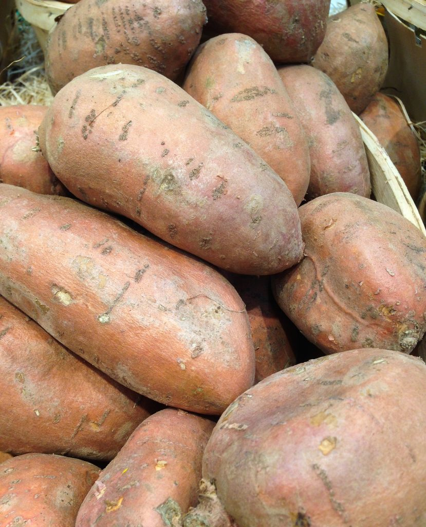 Sweet Potatoes - Good For Your Heart