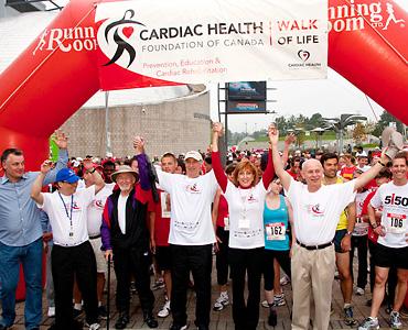 Walk of Life - Cardiac Health Foundation