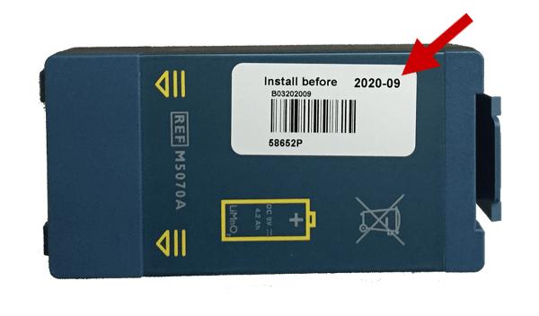 Battery Expiration - Routine Maintenance