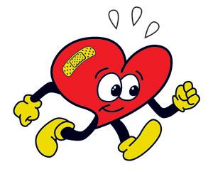 RunningHeart - Heart Beats Children's Society