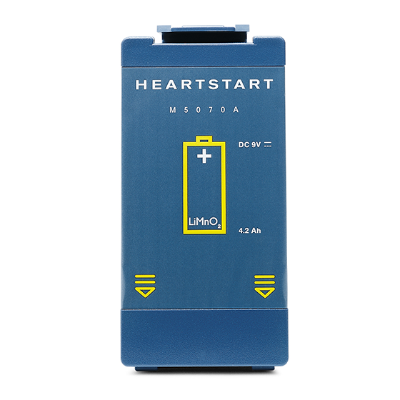 Battery - AED Accessories