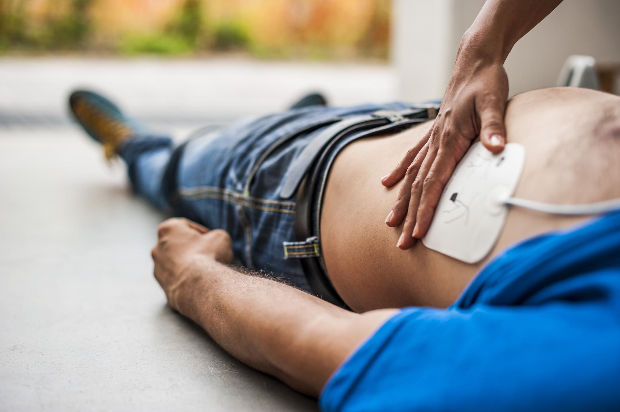 Public AED - Defibrillator