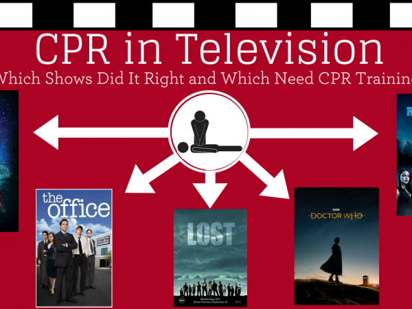 CPR in Television - CPR Training Image