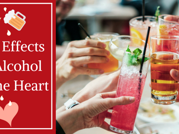 Effects of Alcohol on the Heart Image