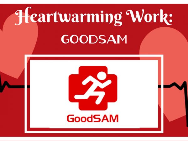 Heartwarming Work Blog Image - GoodSAM