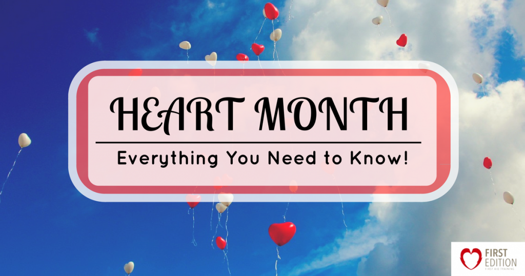 Heart Month - Everything You Need to Know Image