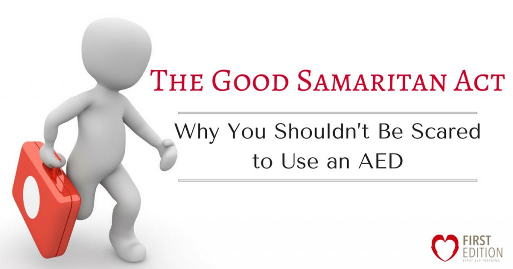 The Good Samaritan Act Image