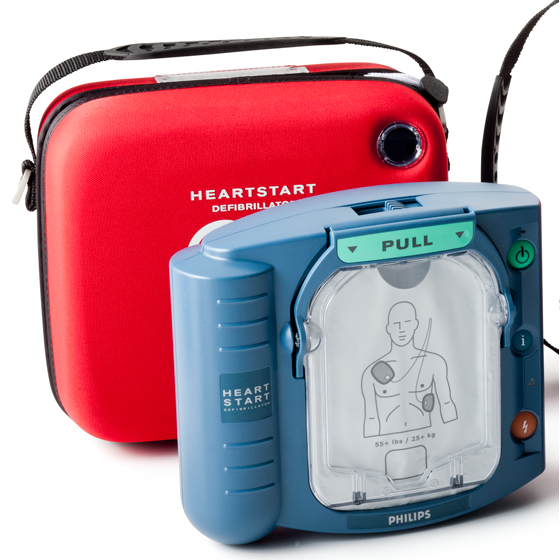 HeartStart In-Home Defibrillator