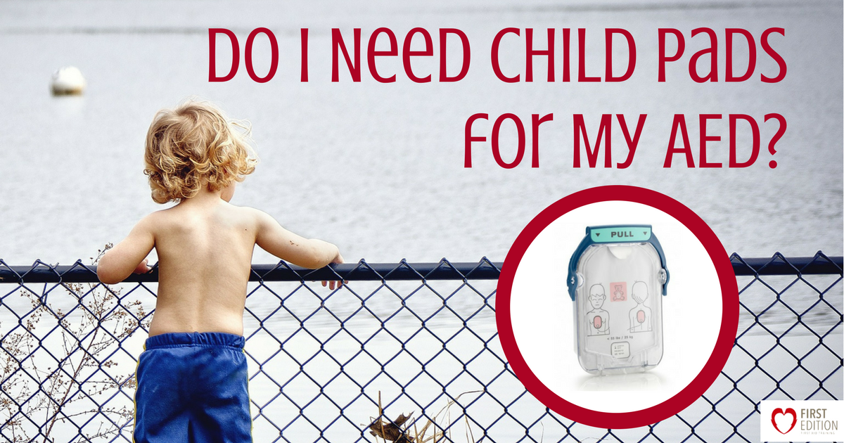 Do I Need Child Pads for My AED