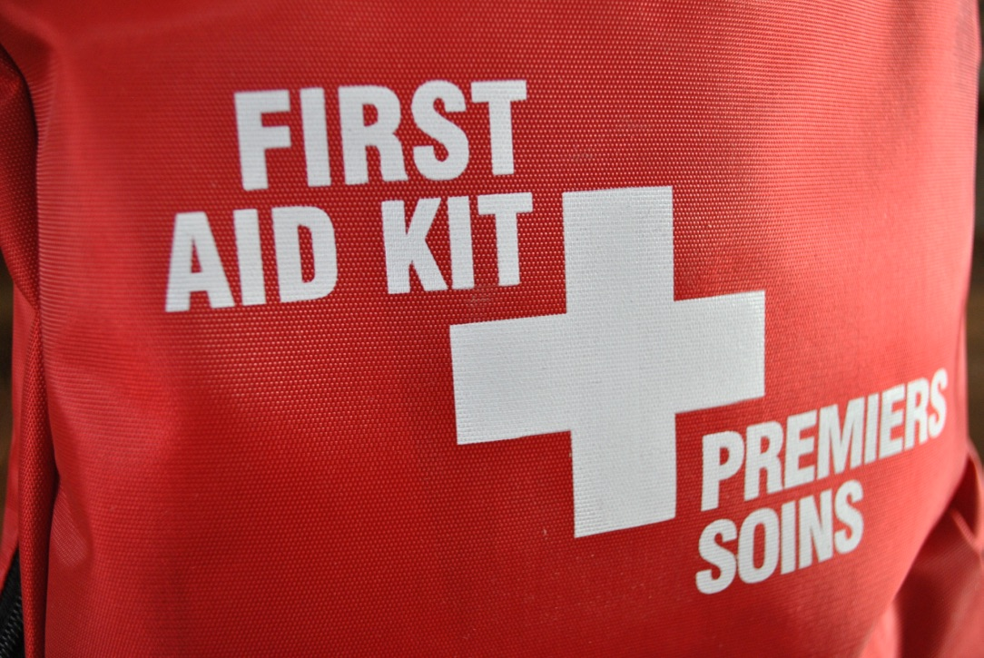 OHS AB#2 first aid kit