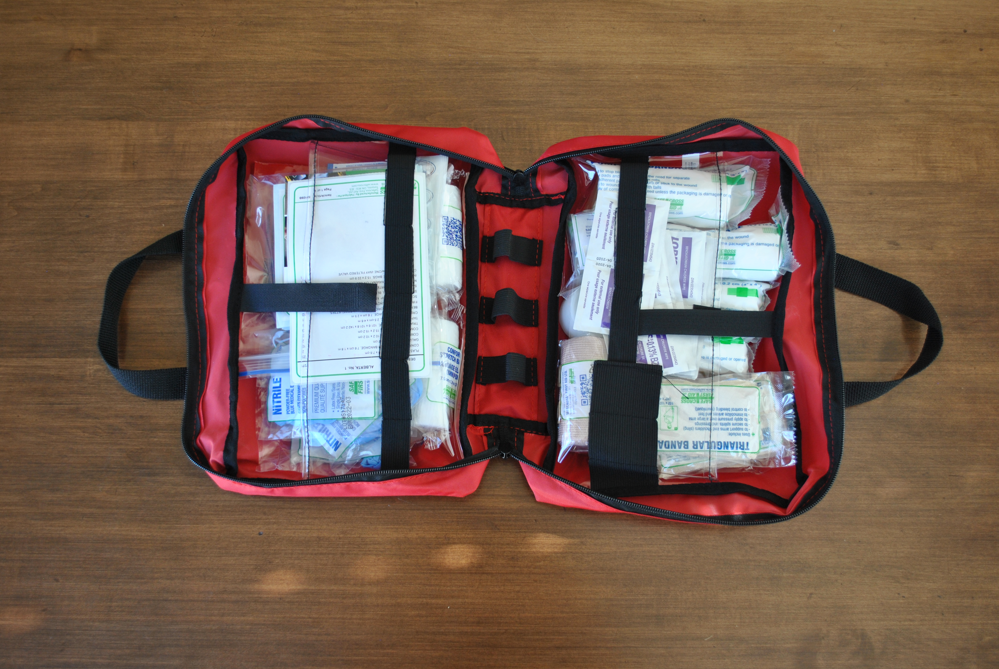 open OHS AB#1 first aid kit