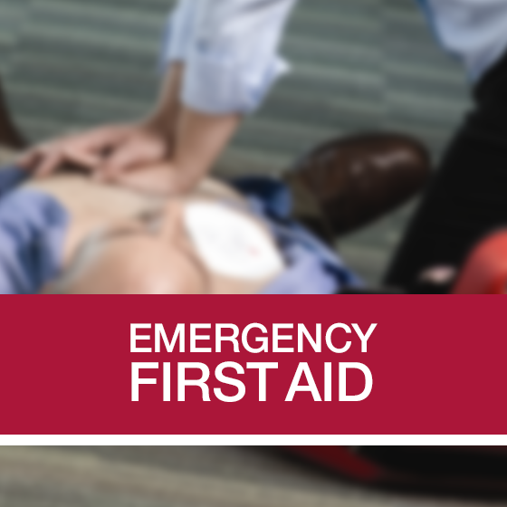 Emergency First Aid