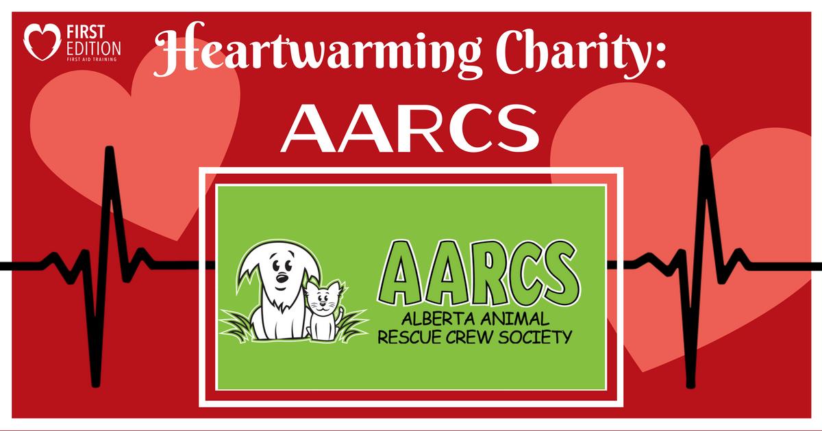 Heartwarming Charity – AARCS (Alberta Animal Rescue Crew