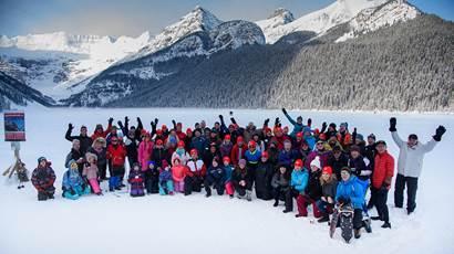 Ski for Heart Event - Heart and Stroke Foundaiton