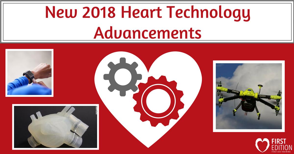 New 2018 Heart Technology Advancements