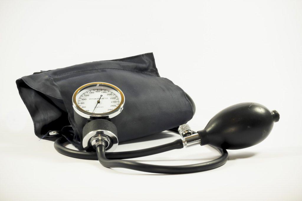 Blood Pressure - mmHg