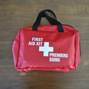 First Aid Kit - Camping Equipment