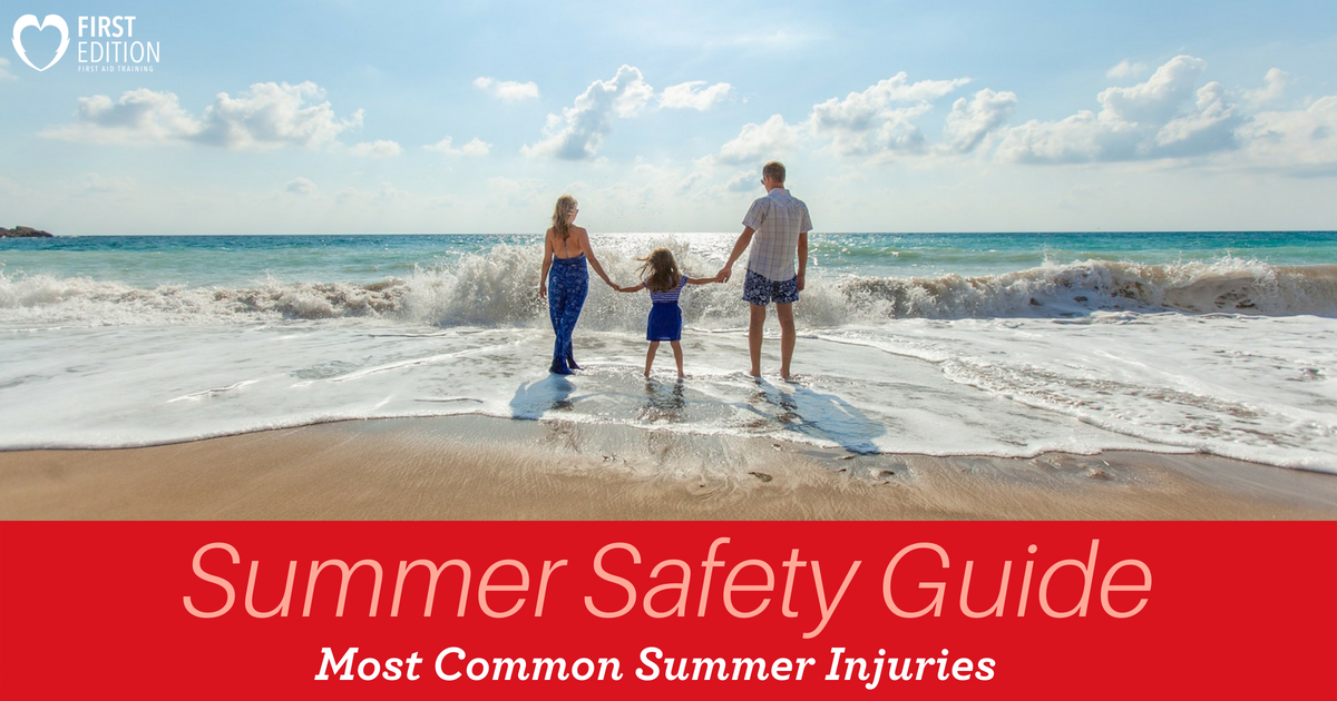 Summer Safety Guide Image