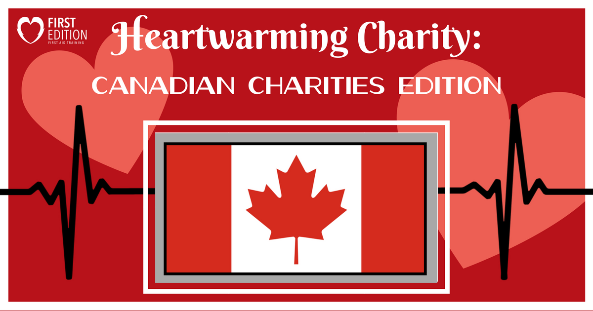 Heartwarming Charity Blog - Canadian Charities