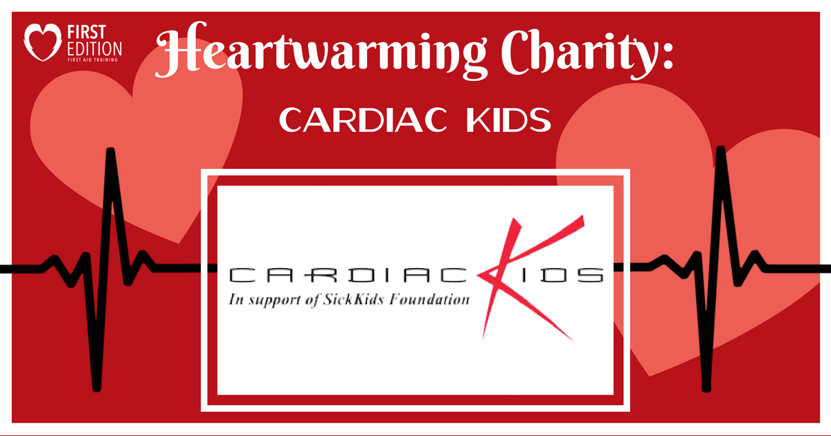 Heartwarming Charity Blog - Cardiac Kids