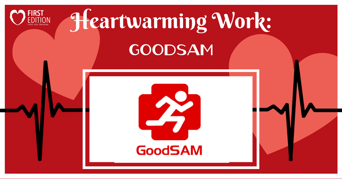 Heartwarming Work Blog Image - GoodSAM