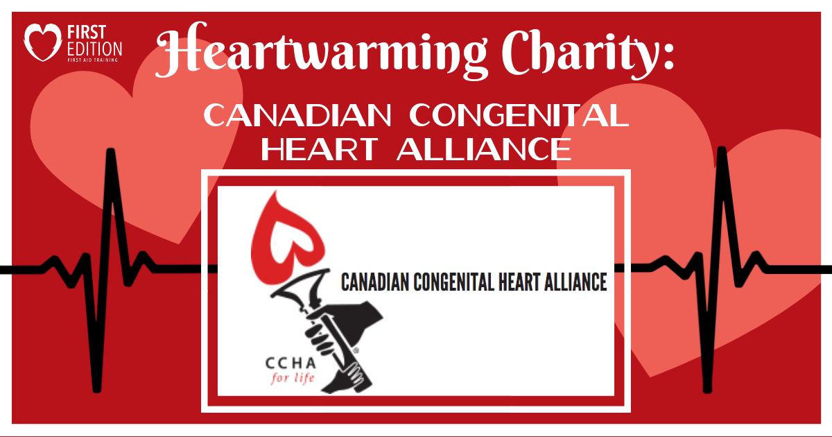 Heartwarming Charity Blog - Canadian Congenital Heart Alliance