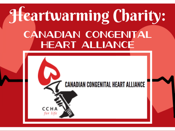 Heartwarming Charity Blog - Canadian Congenital Heart Alliance