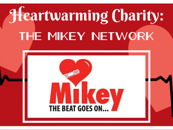 Heartwarming Charity Blog - Mikey Network Image