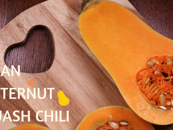 Recipe Blog - Butternut Squash Chili
