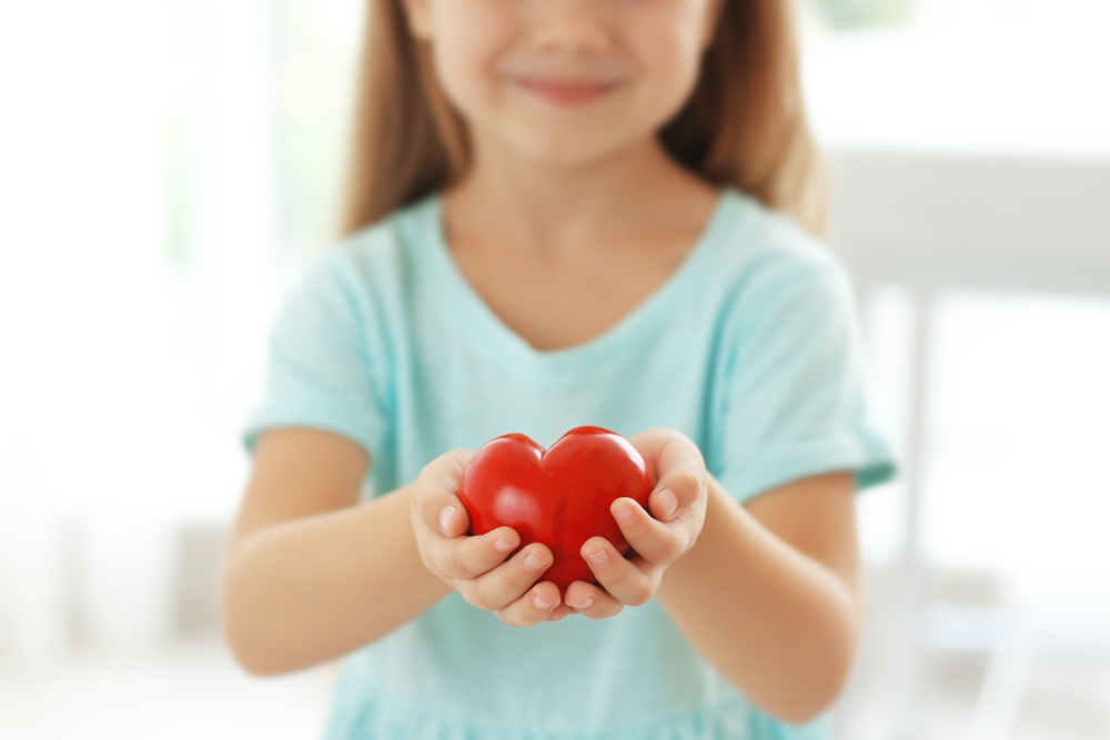 Kids heart health