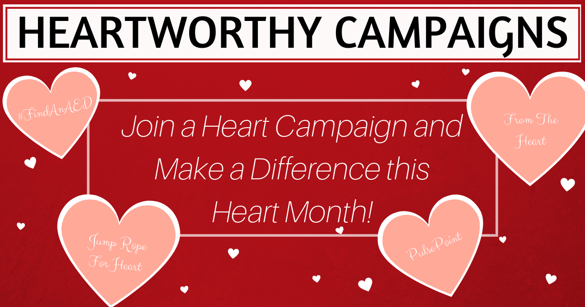 HeartWorthy Campaigns - Heart Campaign Image