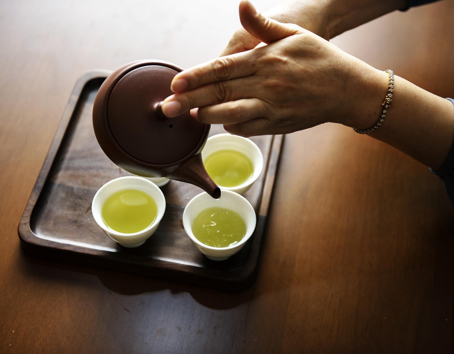 Green Tea - Natural Remedies Heart Health