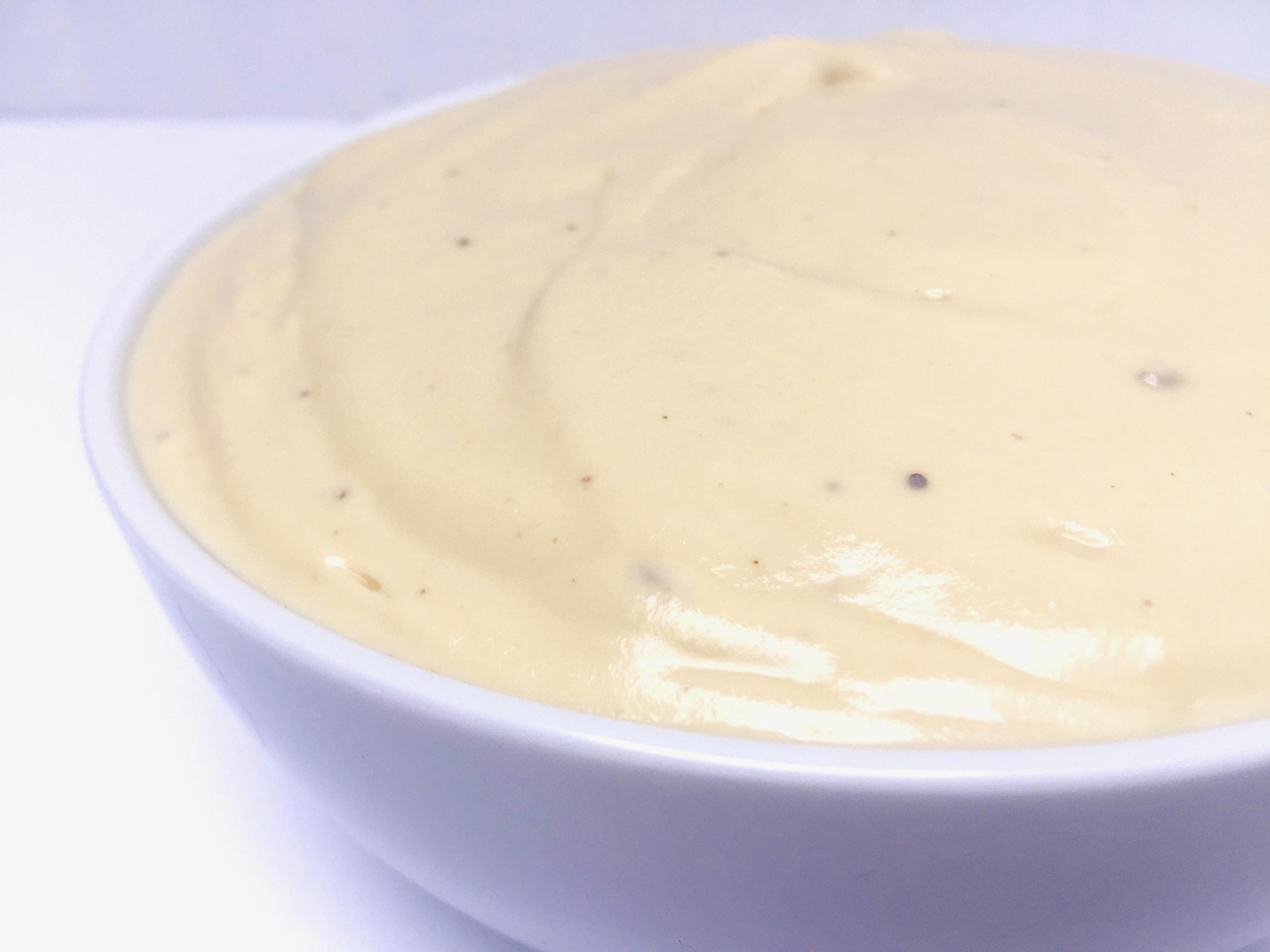 Creamy Cashew Alfredo Sauce 2