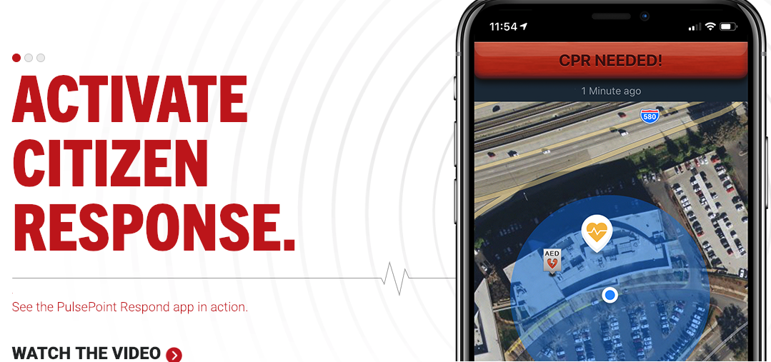 PulsePoint Heart Campaign