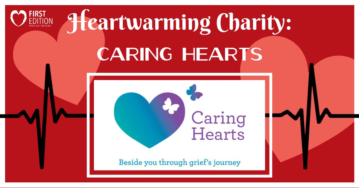 Heartwarming Charity Blog logo