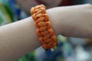 Rope Bracelet - Preparedness Packing Checklist