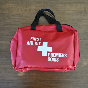 First Aid Kit - Packing Checklist