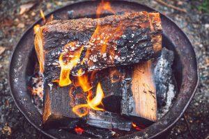 Camping First Aid - Burn