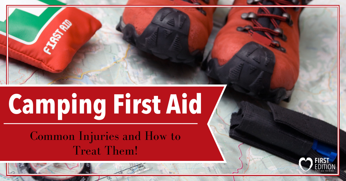 Camping First Aid Image